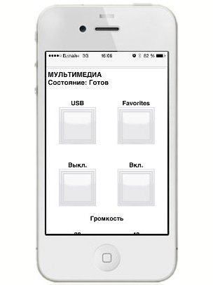 Управление умным домом с iPhone (Система Alpha SE)